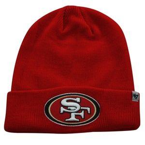NFL San Francisco 49'ers Knit Hat